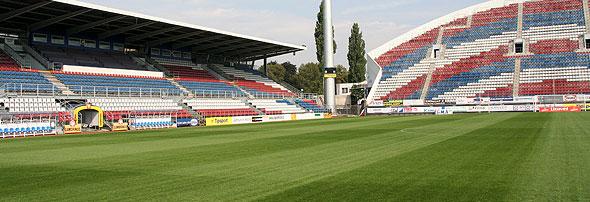 Stadion Olomouc, Tsjechië